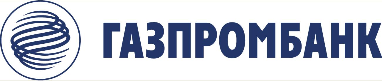 Лого газпромбанк