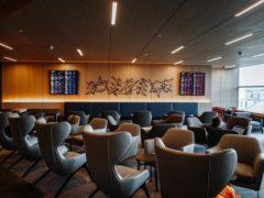Новый бизнес зал Кандинский открылся в аэропорту Шереметьево