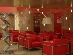 Описание бизнес зала Матрешка в аэропорту Шереметьево